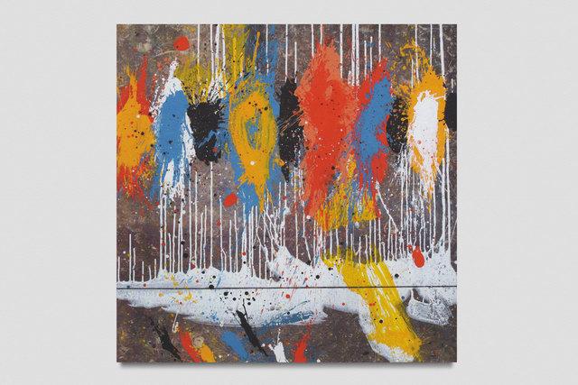 , 'La fiesta de Sileno,' 2018, Baert Gallery