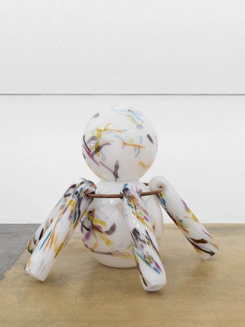 , 'Feu d'artifice,' 2015, Galerie Xippas