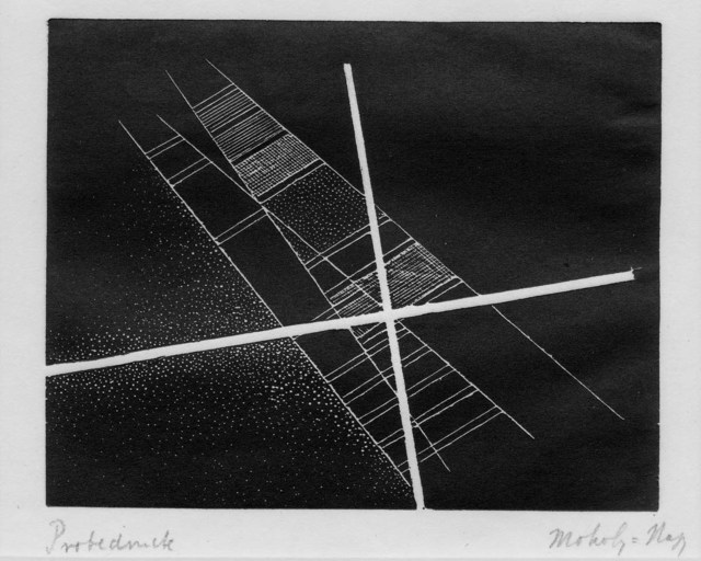 László Moholy-Nagy, 'Untitled (Construction)', Alice Adam Ltd.
