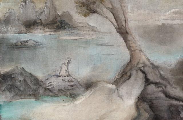 , 'Zarathustra II,' 2014, Rena Bransten Gallery