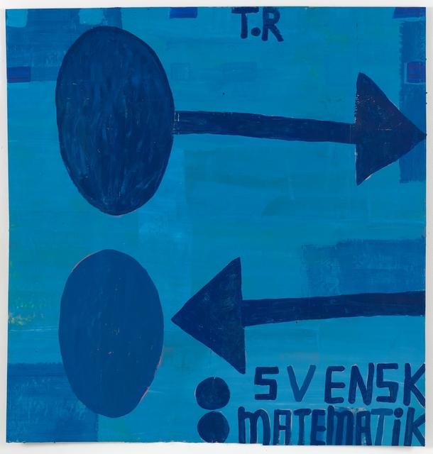 , ': Swedish mathematics,' 2017, Museum of Contemporary Art Detroit