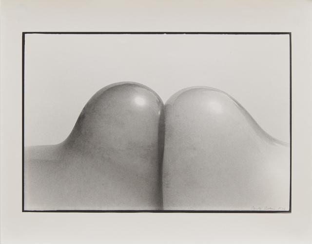 , 'Zärtliche Berührungen [Tender Touches],' 1976, Richard Saltoun