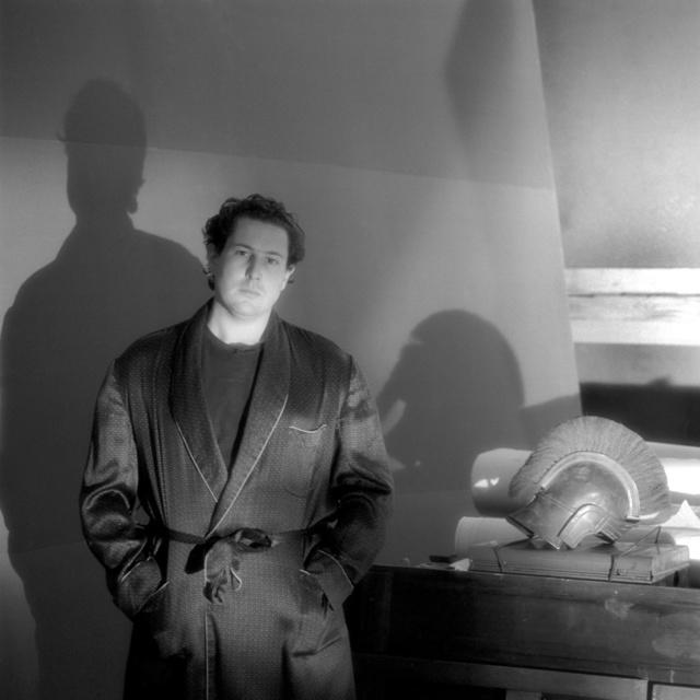 , 'Julian Schnabel, studio, NYC,' 1984, Collezione Maramotti