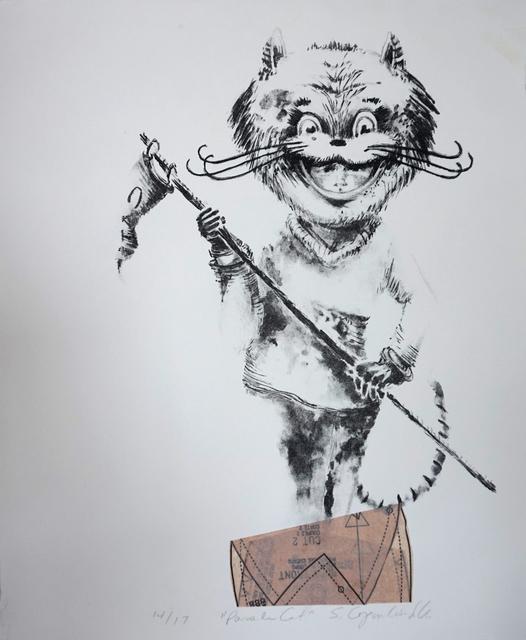 , 'Parade Cat,' 2006, ArtHelix Gallery