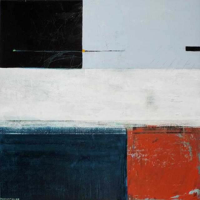 , 'Ocean - Ice - Air - Land,' 2018, Dab Art