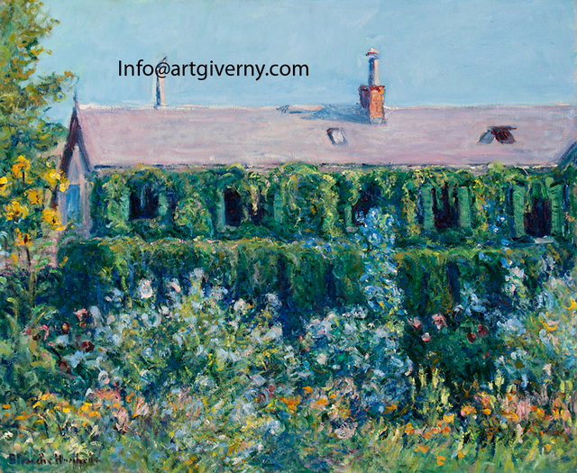 , 'House and Garden of Claude Monet, Giverny,' 1911-1913, ArtGiverny