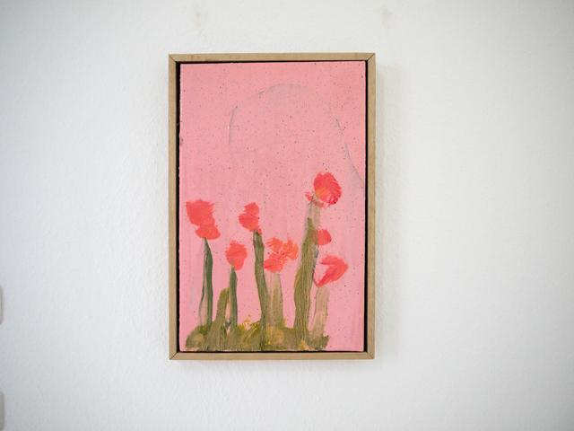 Yves Scherer, 'Flowers in December', 2018, Cultural Avenue