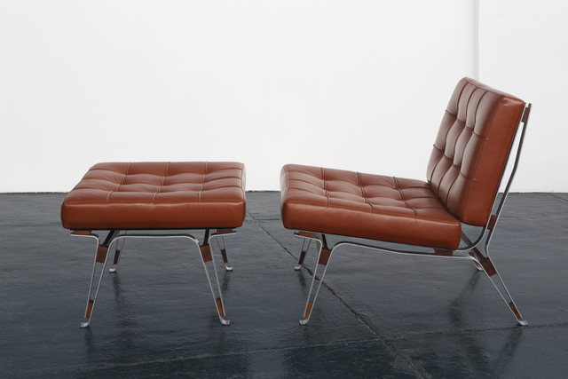 , 'Lounge Chair and Ottoman Mod. 856,' 1958, DEMOSMOBILIA