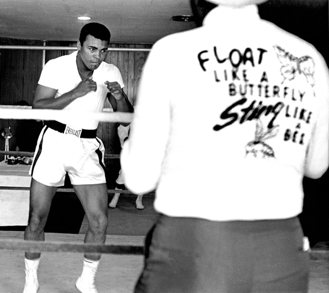 , 'Ali Float Like a Butterfly, Miami,' , Cavalier Galleries