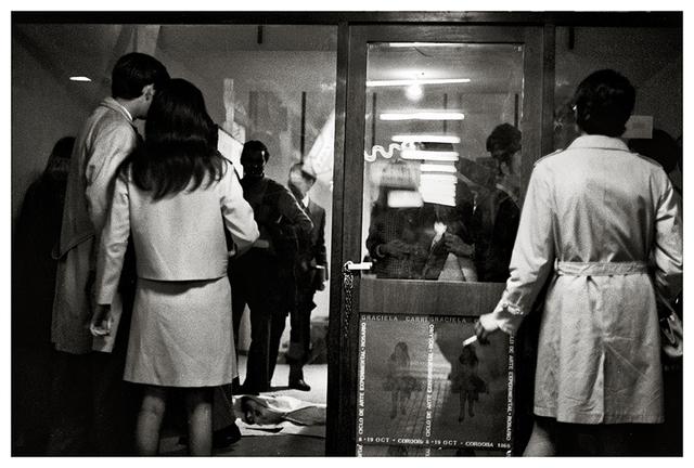 , 'El encierro (Confinement) #16,' 1968, espaivisor - Galería Visor