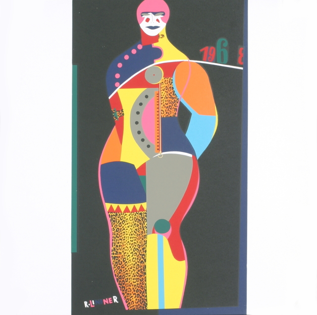 Richard Lindner, 'Fun City from Multiples', 1968, ArtWise