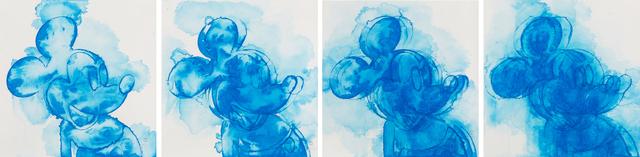 Li Ting Ting, 'Mickey No. 1-4', 2019, Karin Weber Gallery