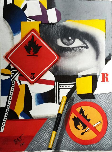 , 'HOMMAGE A FERNAND LEGER,' , Galerie Vivendi