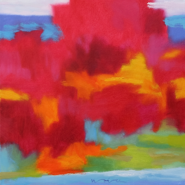 , 'More Fall Color,' 2017, Diehl Gallery