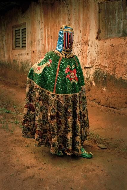 , 'Untitled (Egungun series),' 2011, Jack Bell Gallery