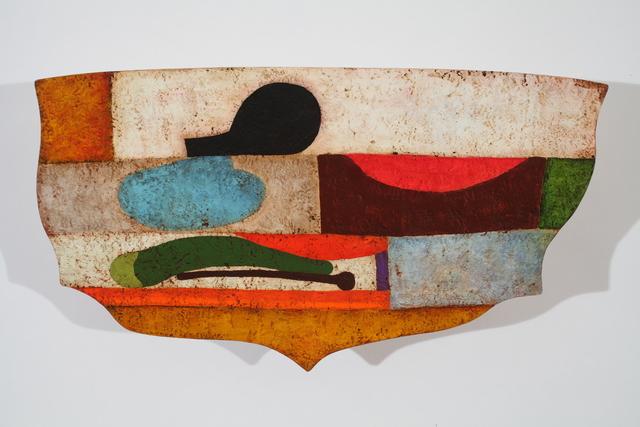, 'Emblem,' 2018, Patricia Rovzar Gallery