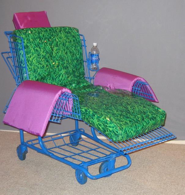 , 'Garden Chaise Lounge ,' 2009, InLiquid