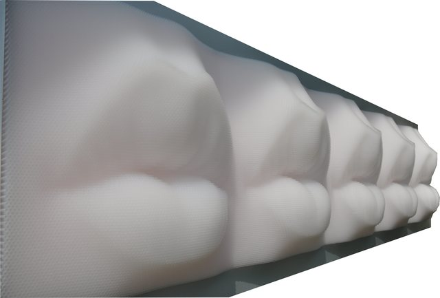 Sang-Sik Hong, 'Five Mouth II', 2012, Eternity Gallery