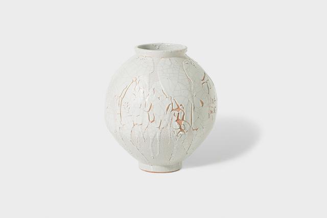 , 'White Porcelain Moon Jar,' 2011, Gallery LVS