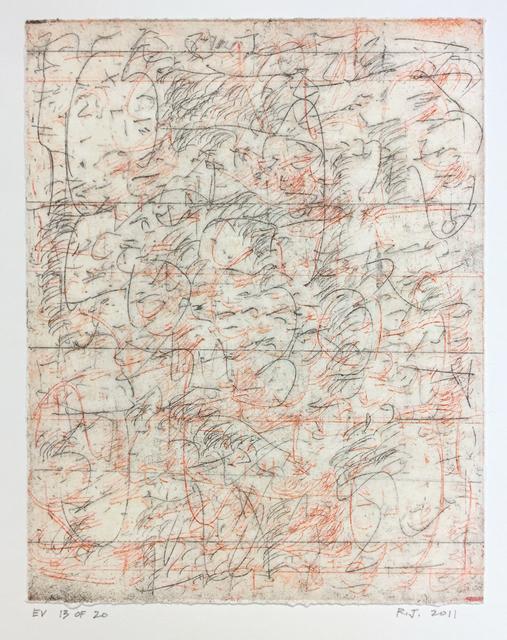Robert C. Jones, 'EV 13 of 20', 2011, G. Gibson Gallery