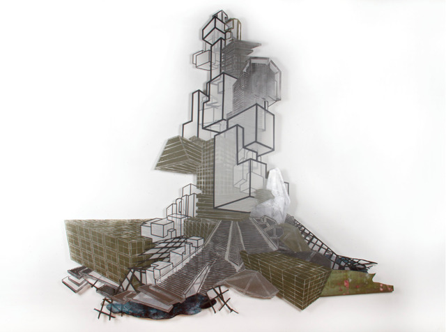 , 'Babel Revisited, History repeats itself (Little Tower 1),' 2014, Arróniz Arte Contemporáneo