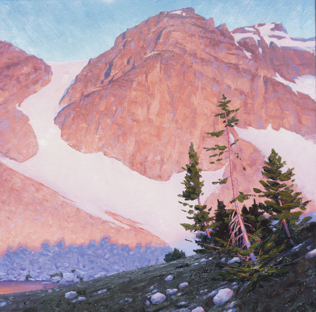 , 'Paintbrush Divide,' 2015, Abend Gallery