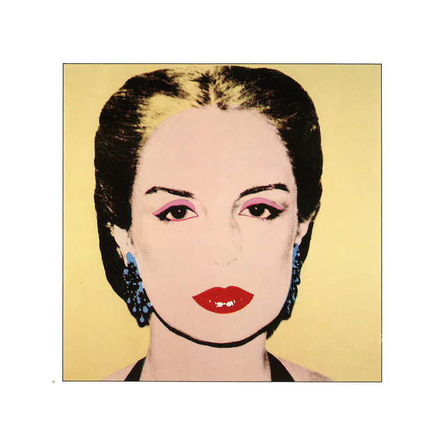 Andy Warhol, 'Maria Carolina Josefina Pacaninis Nino', 1979, White Cross