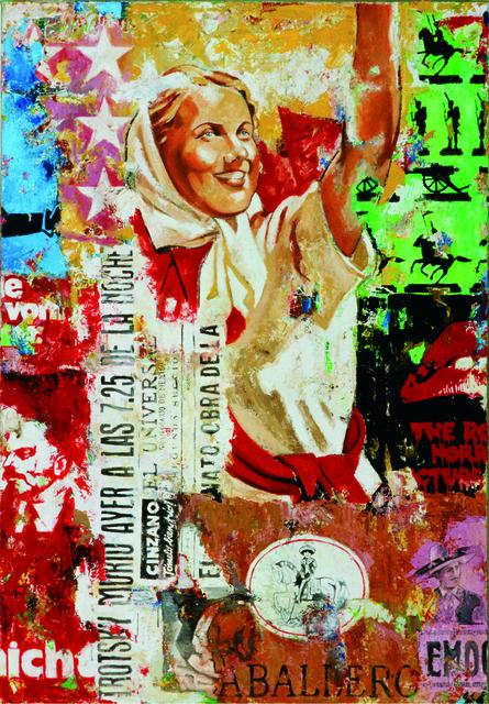 , 'Mauer I Element Plus 05 (El Universal),' 2009, CAMERA WORK