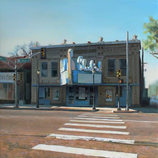 Jason Kowalksi, 'Bluebird Theatre', 2015, Abend Gallery