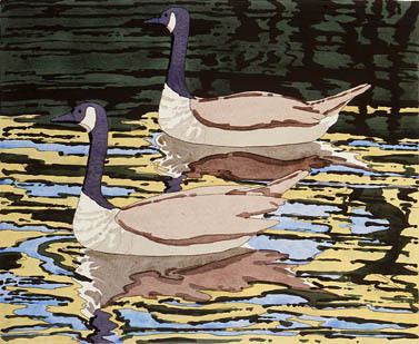 , 'Canada Geese,' 1978, Alexandre Gallery