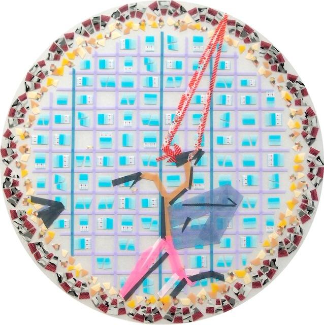 , 'Window Poem Flower Brick,' 2016, Liang Gallery