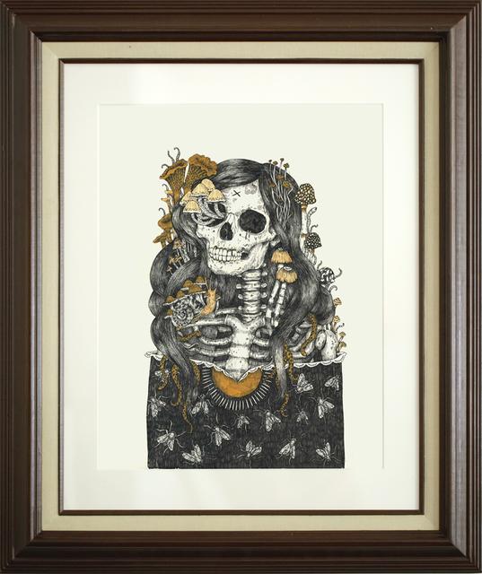 , 'Death Hymn,' 2016, Paradigm Gallery + Studio