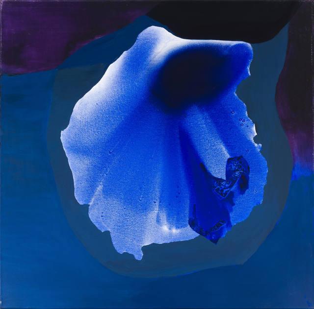 Dorothy Hood, 'Single Blue', n.d., McClain Gallery