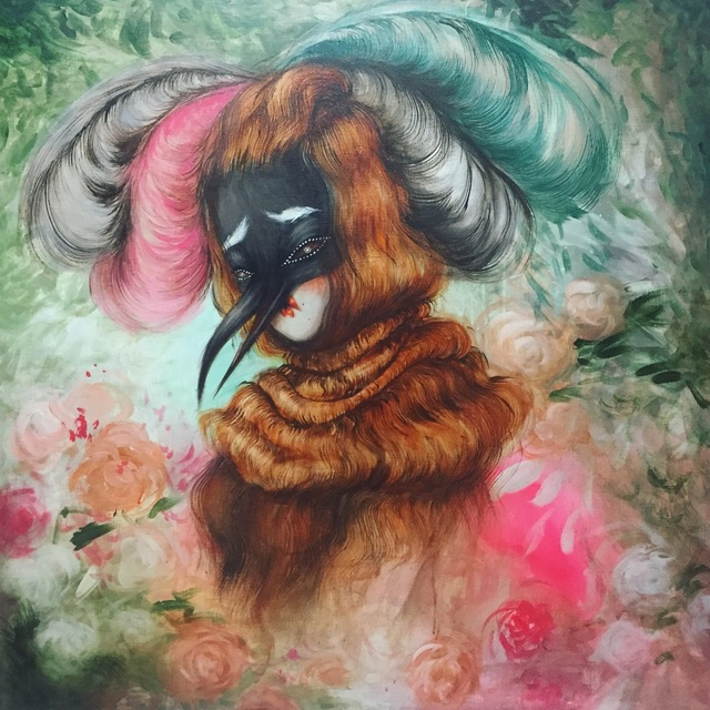 , 'Retrato Floral III,' 2016, Isabel Croxatto Galería