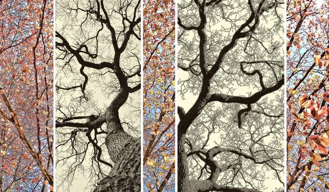 , 'My Tree IX,' 2014, Galeria de Babel