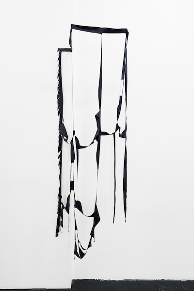 , 'Distanza, 2013, fabric, 75x250 cm,' 2013, OTTO ZOO