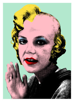 , 'Britney Marilyn,' 2008, Imitate Modern