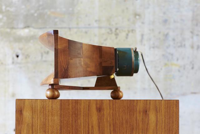 , 'Loud Speakers,' 2012, The NWBLK