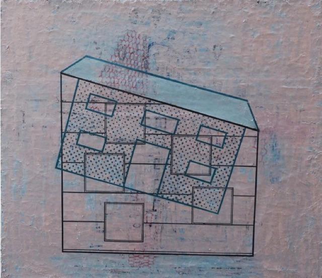 , 'Doble casa,' 2015, GALERÍA ETHRA