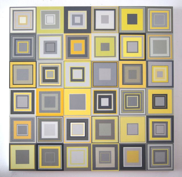, 'Square No. 718,' 2016, Timothy Yarger Fine Art