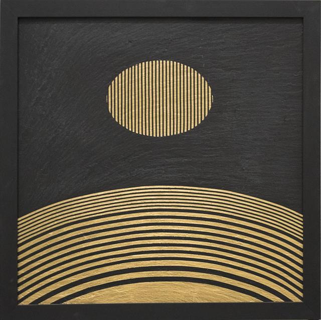 , 'Grammature d'oro K24 supporto lavagna n.2,' 1979, Primo Marella Gallery