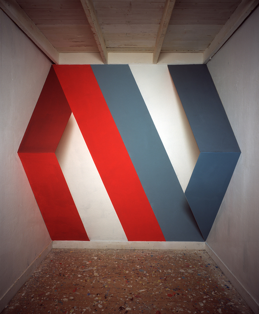 , 'Inverso,' 2016, Galerie Bart