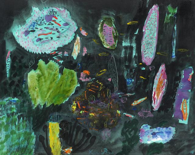 Ken Done, 'Night Reef III', ca. 2019, Gallery One Australia