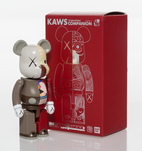 KAWS, 'Dissected Companion 200%', 2009, Other, Painted metal, Heritage Auctions