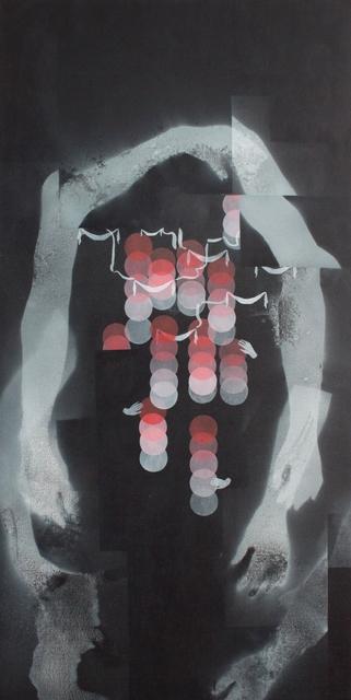 , 'Self-portrait as David Beresford Pratt 2,' 2019, 99 Loop Gallery