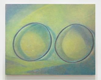 , 'two rings,' 2011-2012, Tomio Koyama Gallery
