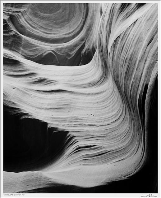 , 'Antelope Canyon #6,' 2002, Atrium Gallery