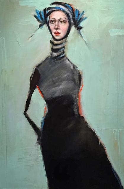 , 'La Femme,' 2018, M.A. Doran Gallery