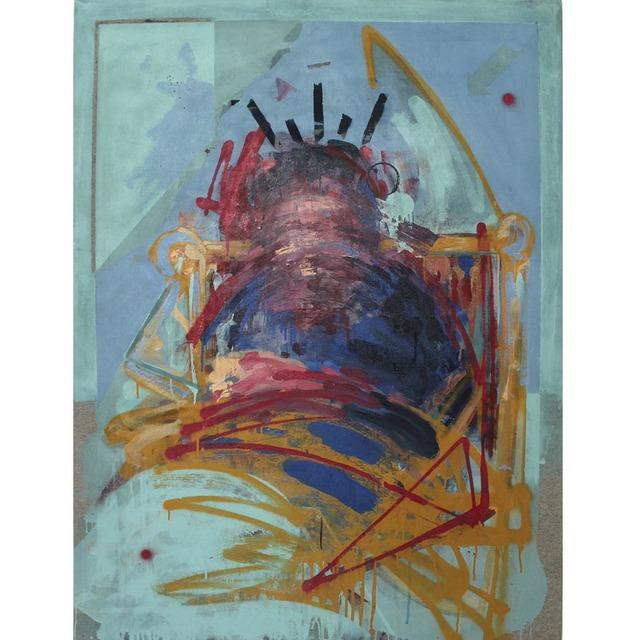 , 'El fin del tiempo,' 2018, Artig Gallery