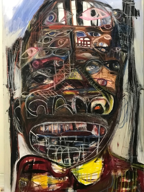 , 'Marcy,' 2019, Richard Beavers Gallery
